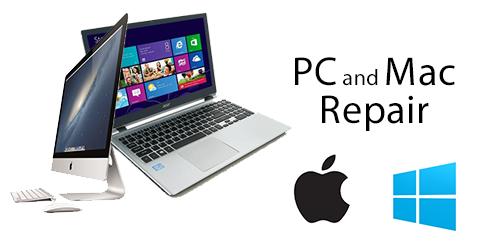 mac & pc repairs