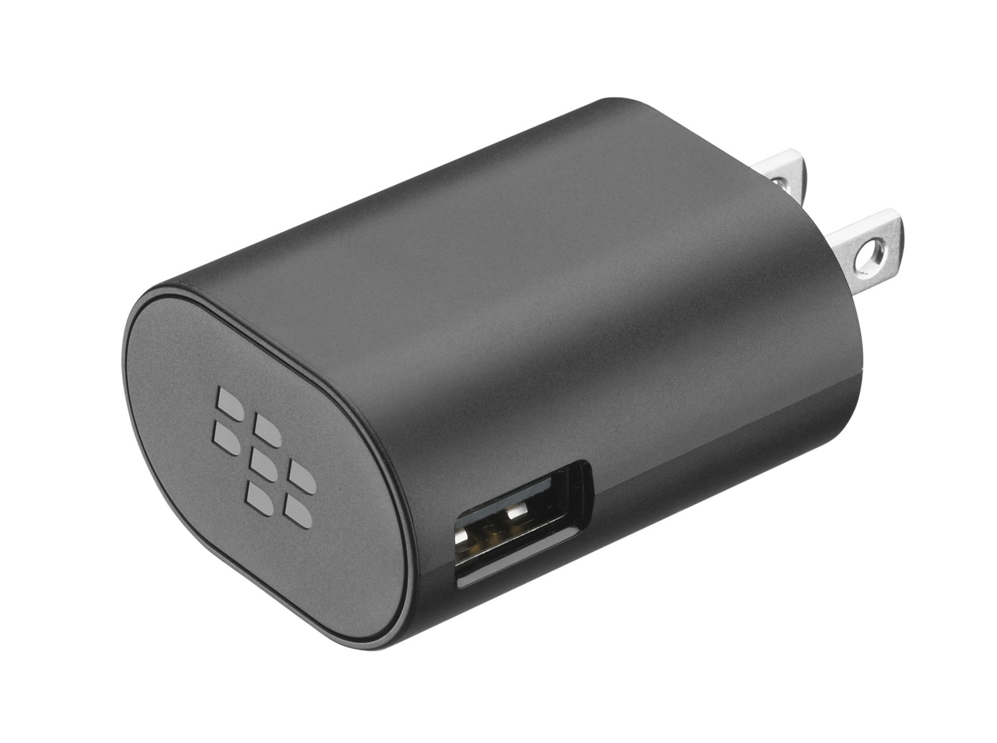 BlackBerry  ACC59824001 USB Wall Charger w/ Micro USB Cable Black