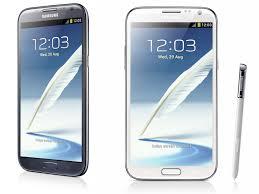 Galaxy Note II 2