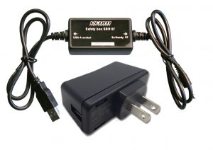 Sonim  727908215328 Wall Charger Cable & Safety Box