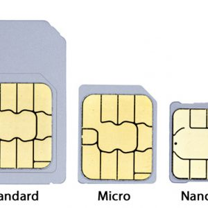 Sim Cards and Adapters